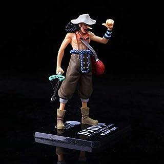 EIN立ち往生Strohhut Piraten ursop MODELL Dekoration Spielzeug 15センチメートル絶妙な銅像アニメDekoration ZYFFCNB