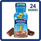 PediaSure Grow & Gain Kids' Nutritional Shake, with Protein, DHA, and Vitamins & Minerals,...