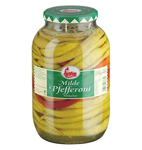 Elfin Pfefferoni handgelegt 3680ml