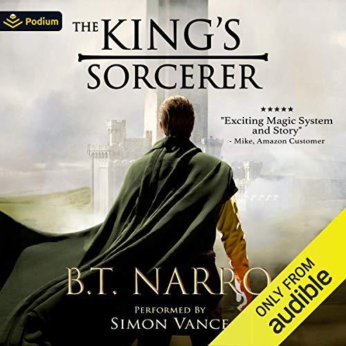 The King's Sorcerer cover art