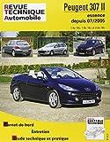 E.T.A.I - Revue Technique Automobile B714.6 - PEUGEOT 307 PHASE 2 - 2005 à 2008 - Essence