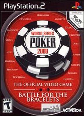 World Series of Poker 2008: Battle for the Bracelets - PlayStation 2