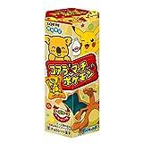 ロッテ コアラとマーチウィズポケモン(チーズケーキ モーモーミルク風) 48g ×10個