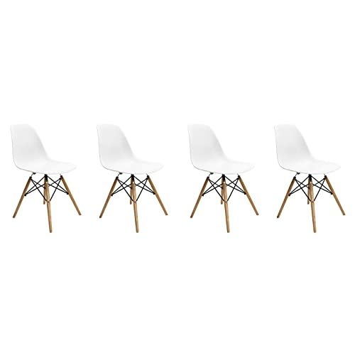 BQLZR 18x6.5x2.5cm Black Wood Gourd-Shaped Furniture Table Sofa Desk Legs Feet Pack of 4