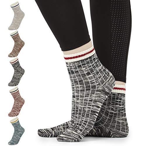 CityComfort Womens Socks Cotton Ladies Socks size 4 5 6 7 Socks Womens 4 7 Multipack For Walking Gym Running Everyday Wear Unisex Design For Men Woman Boys Girls Teenagers