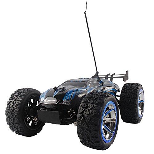 WayIn Ad alta velocità 2.4G Remote Control Car 1/12 25 KM / H Scala Race Radio Controlled off-road Auto 4WD albero a quattro ruote motrici camion giocattolo Radio Controlled Off-road Rock Crawler