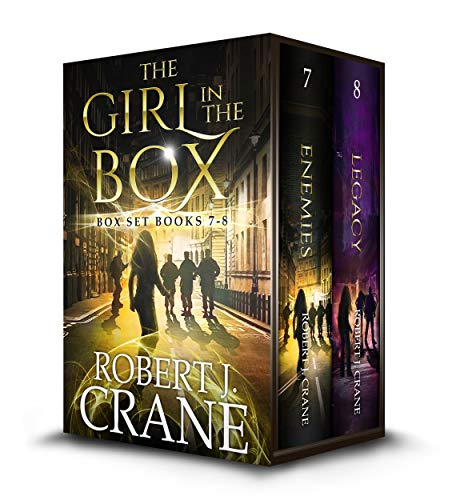 The Girl in the Box Series, Books 7-8: Enemies and Legacy