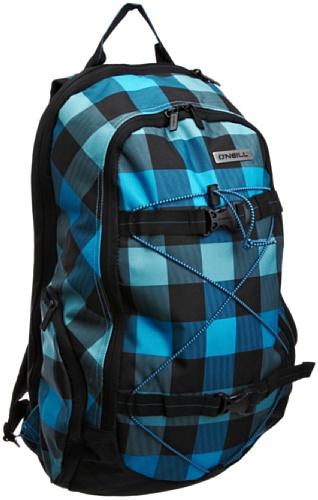 O 'Neill Herren Pelua Rucksack Taschen und Accessoires Einheitsgröße Blue AOP W/Blue