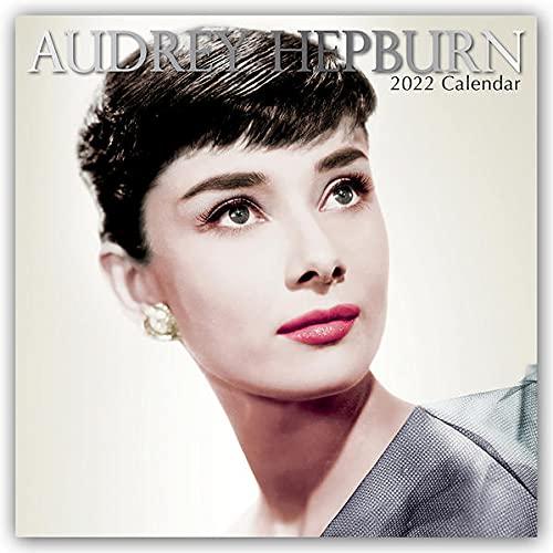 Audrey Hepburn 2022 - 16-Monatskalender: Original The Gifted Stationery Co. Ltd [Mehrsprachig] [Kalender] (Wall-Kalender)