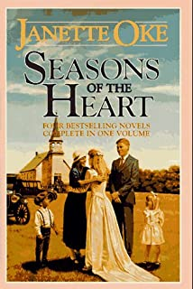 Once Upon a Summer/The Winds of Autumn/Winter is Not Forever/Spring's Gentle Promise (Seasons of the Heart 1-4)