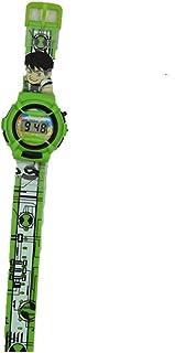 Orologio Bambino XYBB Orologio elettronico dei bambini di modo del ragazzo della vigilanza del fumetto bello sveglio del s...