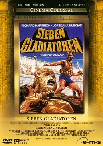 Sieben Gladiatoren (Cinema Colossal)