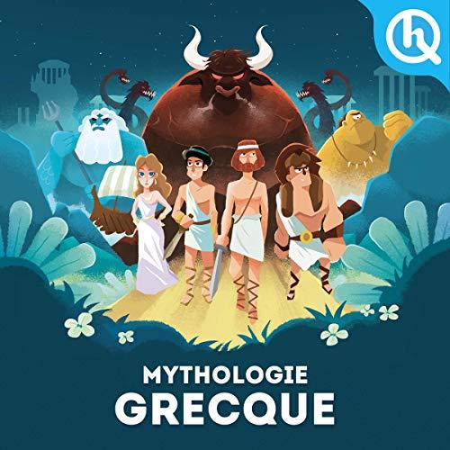 Couverture de Mythologie Grecque