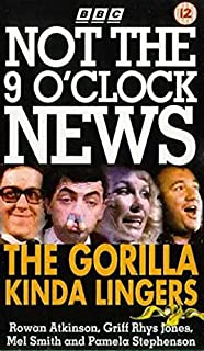 Not the Nine O'Clock News [VHS]