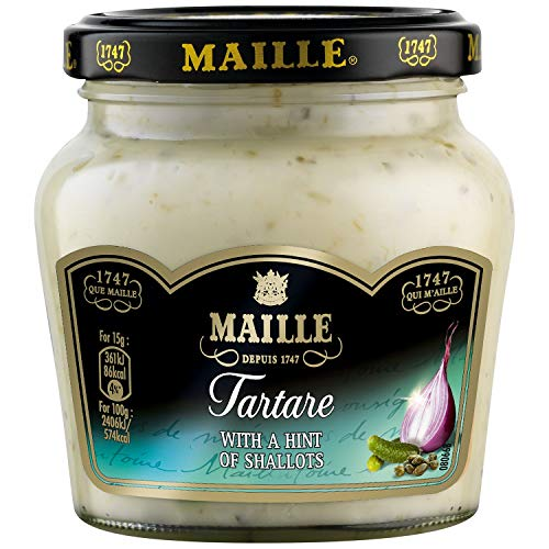 Maille Tartare Sauce with a Touch of Shallots 200g