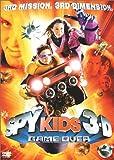 スパイキッズ 3-D : ゲームオーバー 飛び出す ! DTSスペシャルエディション ( 初回限定 3D & 2D 2枚組 ) [DVD] image