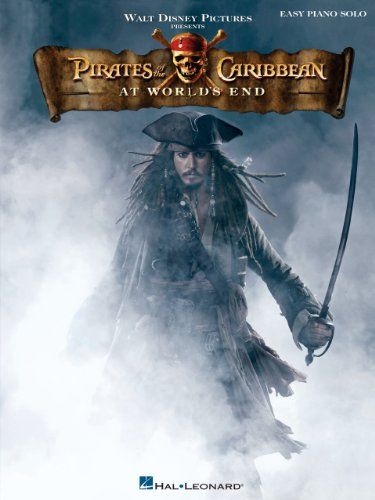 Pirates of the Caribbean: At World's End Songbook: Easy Piano Solo (English Edition)