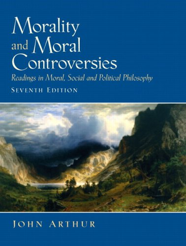 Morality and Moral Controversies