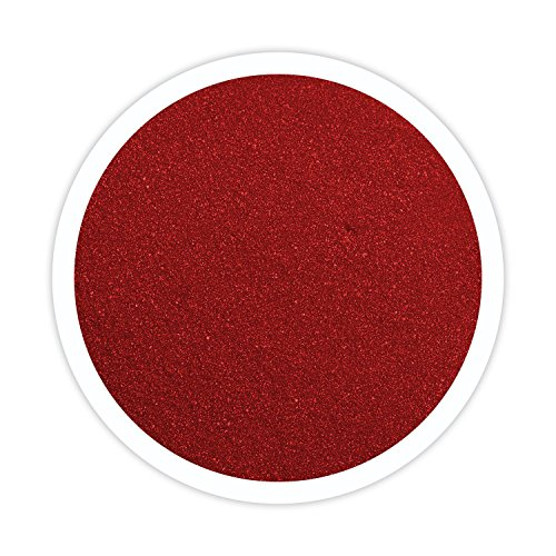 Sandsational Apple (Red) Unity Sand 22 Oz. For Wedding Sand Ceremony