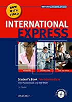 International Express Pre Student Book w/PB Multi-ROM/DVD