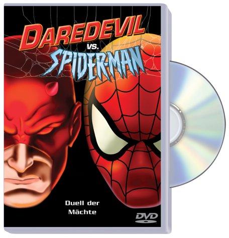 Daredevil vs. Spider-Man - Duell der Mächte