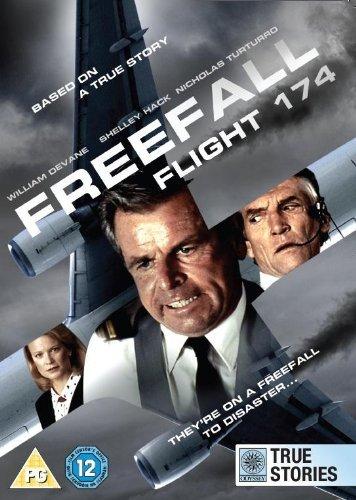Freefall: Flight 174 [DVD] [Reino Unido]