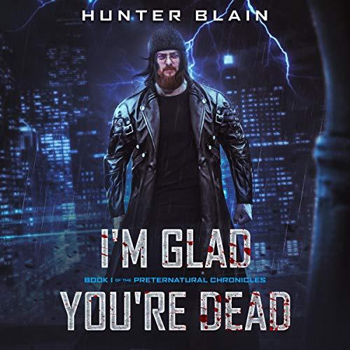 『I'm Glad You're Dead』のカバーアート