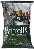 Tyrrell's Sachets De Chips Sel De Mer/Vinaigre De Cidre 150 gr