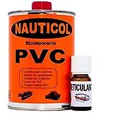 Nauticol Pegamento para reparación de neumáticas de PVC (750 ml)