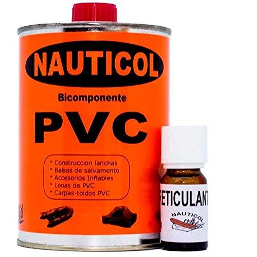 Nauticol Pegamento para reparación de neumáticas de PVC (7