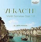 Violin Sonatas Op.1-3 - El Arte Mvsico