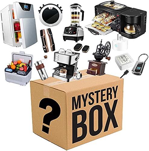 TGSCX Cajas de Misterio, Cajas de Suerte y artículos de Misterio Incluyen...
