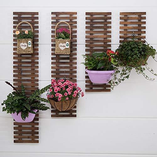 LY-LD Plant Theatre Présentoir en Bois Naturel pour Herbes aromatiques et Plantes Cadeau idéal pour Les jardiniers,90x29cm