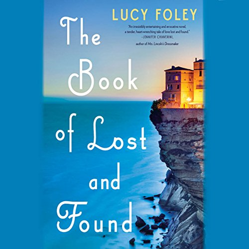 The Book of Lost and Found audiobook cover art