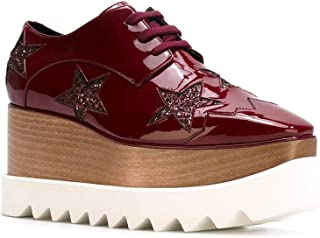 Women's Indium Elyse Star Sneaker Shoes Red