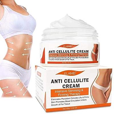 Hot Cream, Anti Cellulite Cream, Intensive Slimming & Firming Cream, Fat Burner Cream, Hot Body Slim Loss Weight Cream, Perfect for Shaping Waist, Abdomen and Buttocks 100g (100g)
