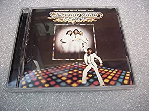 Saturday Night Fever: The Original Movie Sound Track Original recording remastered, Soundtrack Edition by Bee Gees, Various Artists (1996) Audio CD