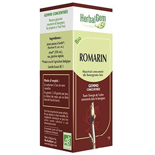Romarin Bio - 50 ml - Herbalgem