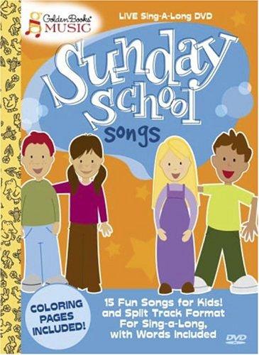 Golden Books Music: Sunday School S…