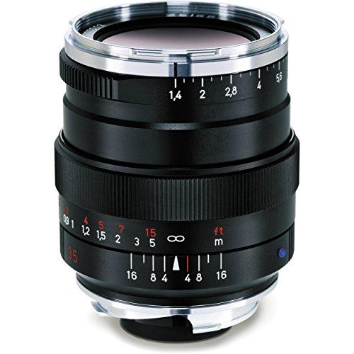 ZEISS Ikon Biogon T ZM 2.8/21 Super-Weitwinkel-Kameraobjektiv für Leica M-Mount Entfernungsmesser Kameras, 1365-651-L