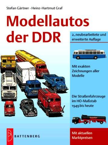 Modellautos der DDR
