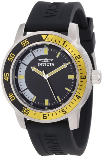 90893356a0c CHECK PRICE Invicta Men s 12846  Specialty  Stainless Steel Watch with  Black Band Now!
