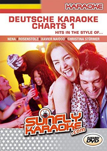 Deutsche Karaoke Charts 1 - DVD [DVD-AUDIO]