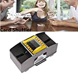 Best Card Shufflers - Amare Ampio Automatic Card Shuffler for Poker Games, Review