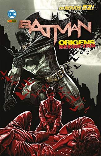 Batman. Origem Secreta