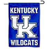 College Flags & Banners Co. Kentucky Wildcats Wordmark Garden Flag