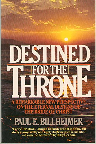 Destined for the Throne 0875080405 Book Cover