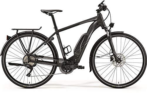 Bester der welt Unbekannter Merida Espresso 600 EQ 500Wh E-Trekkingbike E-Bike Schwarz / Silber 2019RH…
