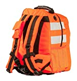 Portwest B905orr haute visibilité Sac à dos, Regular, Orange