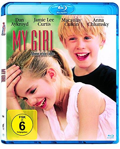 My Girl - Meine erste Liebe [Blu-ray]
